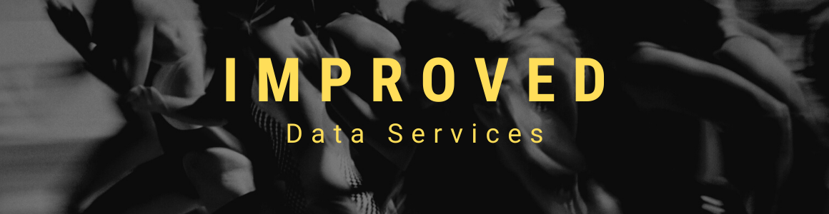 Improved Data Services
